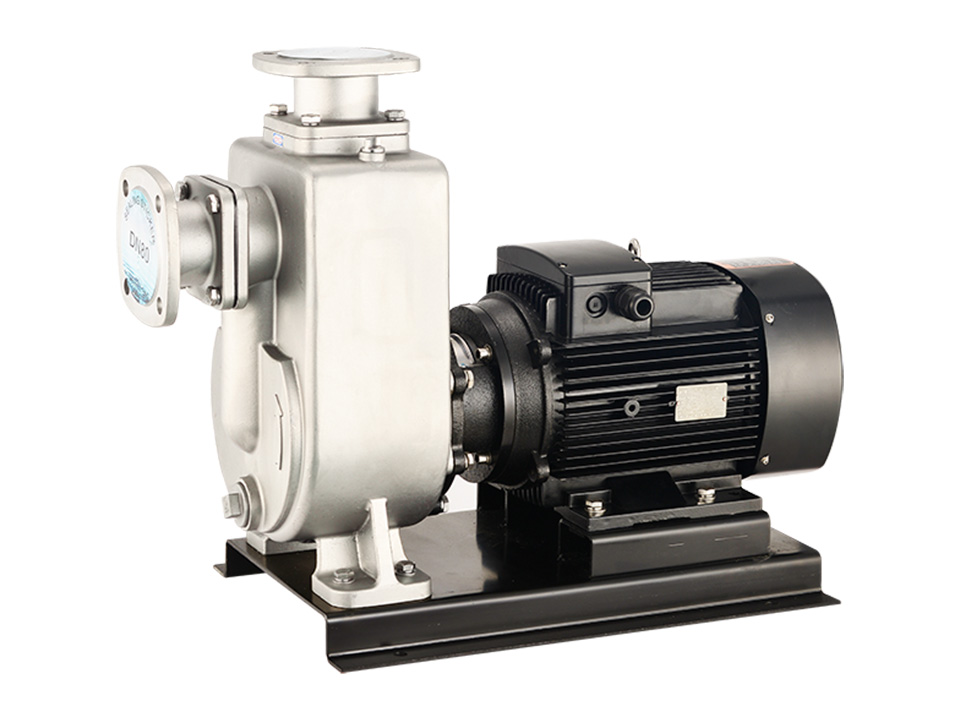 ZW-S不锈钢自吸排污泵
