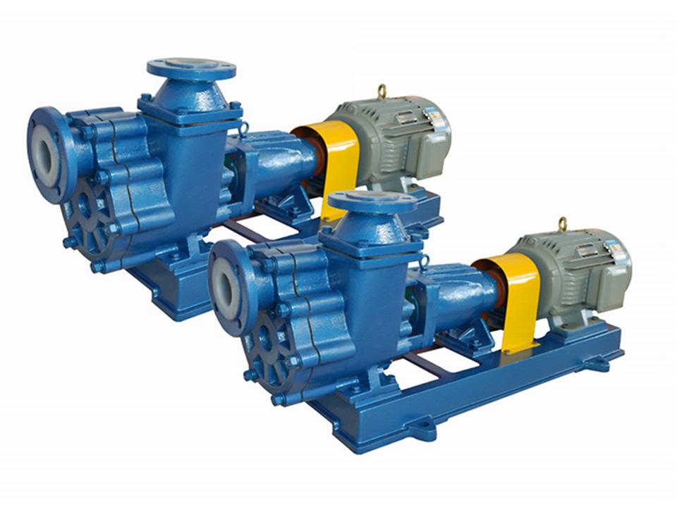 40FZB-20D氟塑料自吸离心泵