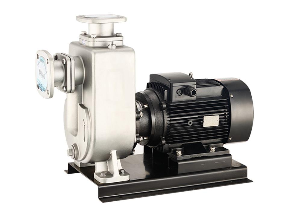50ZW10-20S不锈钢自吸排污泵