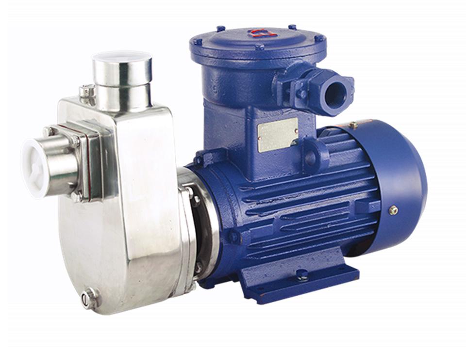 WBZ小型不锈钢自吸化工离心泵