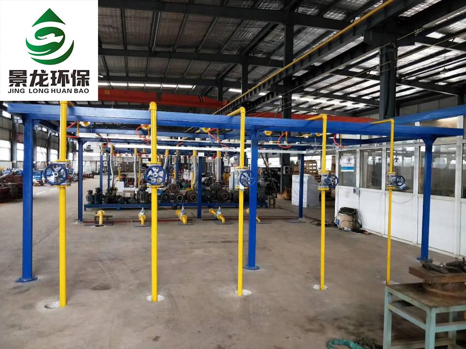 水泵测试平台